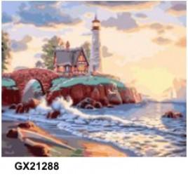 Картина по номерам 40 на 50 см № 21288