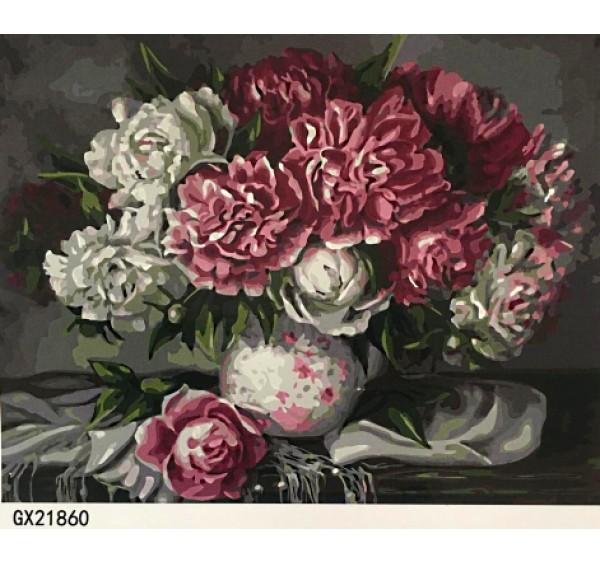 Картина (раскраска) по номерам № 21860