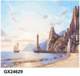 Картина по номерам 40 на 50 см № 24629