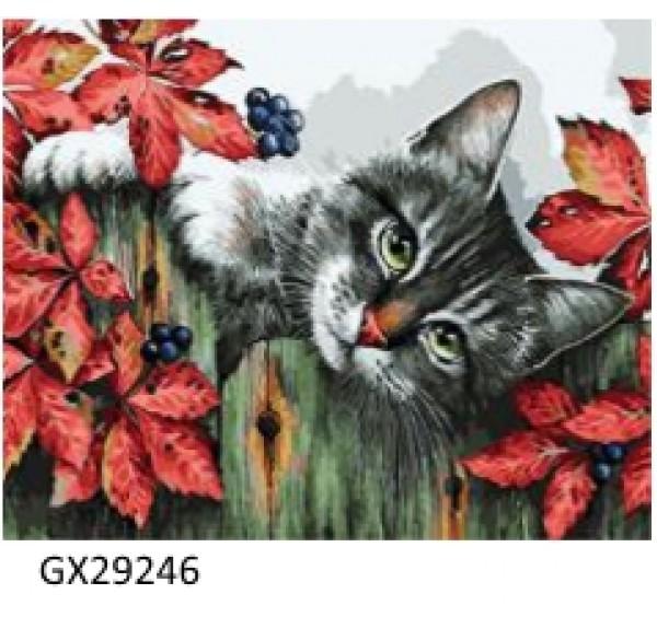 Картина (раскраска) по номерам № 29246