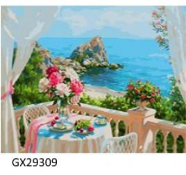 Картина по номерам 40 на 50 см №29309