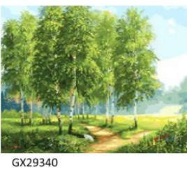 Картина по номерам 40 на 50 см №29340