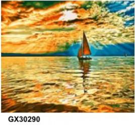 Картина по номерам 40 на 50 см № 30290