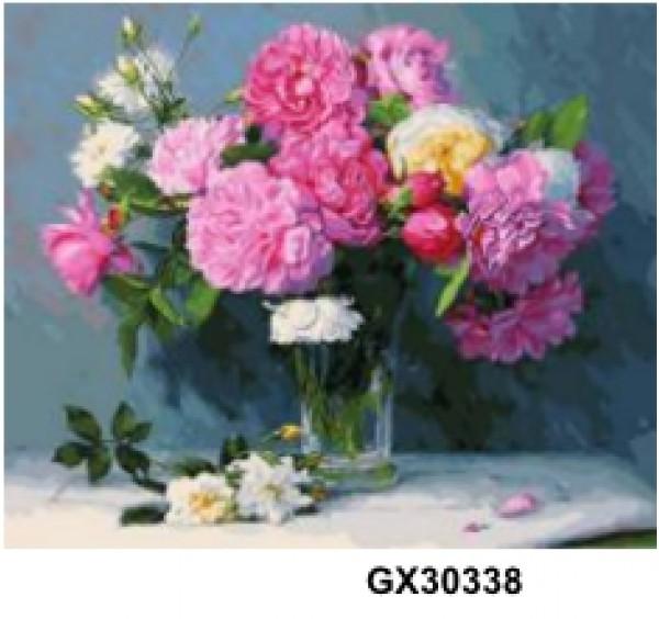Картина (раскраска) по номерам № 30338