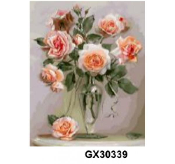 Картина (раскраска) по номерам № 30339