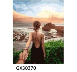 Картина по номерам 40 на 50 см № 30370