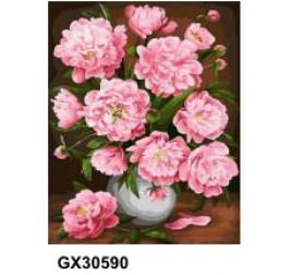 Картина по номерам 40 на 50 см № 30590