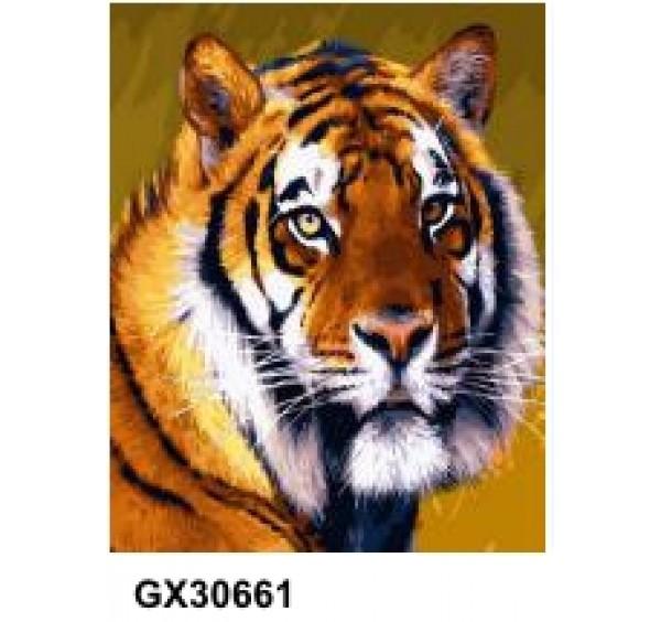 Картина (раскраска) по номерам № 30661