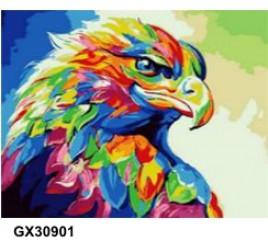 Рисование картин по номерам 40 на 50 см № 30901