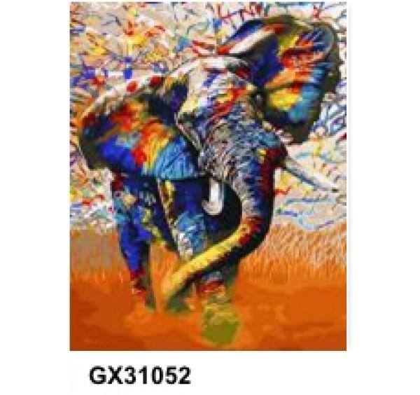 Картина (раскраска) по номерам №31052