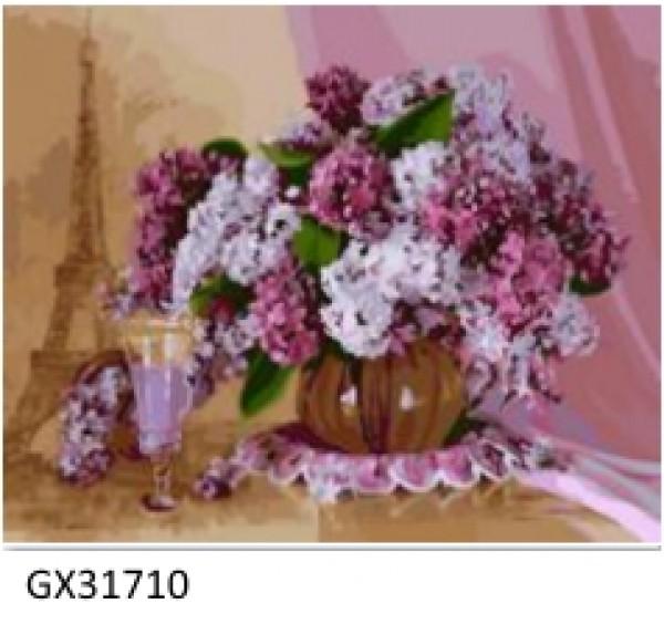 Картина (раскраска) по номерам № 31710