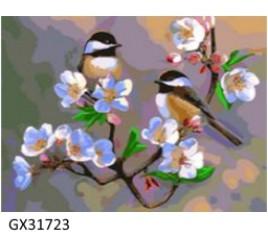 Картина по номерам 40 на 50 см № 31723