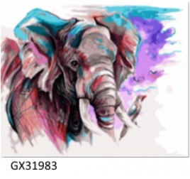 Картина по номерам 40 на 50 см № 31983