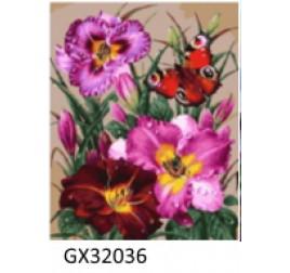 Картина по номерам 40 на 50 см №32036