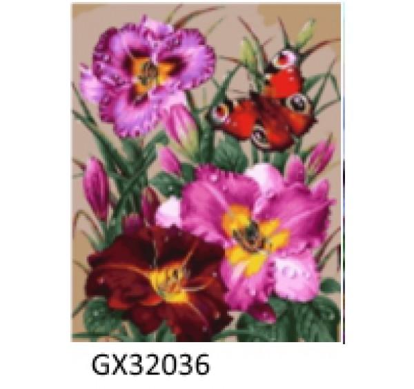 Картина (раскраска) по номерам №32036