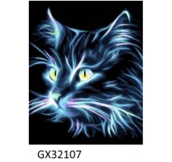 Картина (раскраска) по номерам №32107