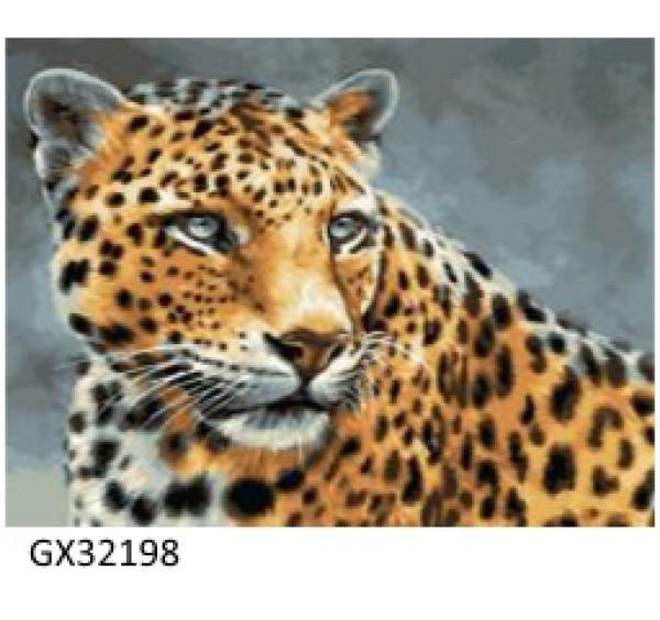 Картина (раскраска) по номерам № 32198