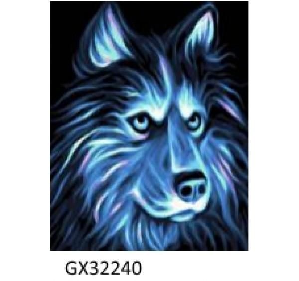 Картина (раскраска) по номерам № 32240