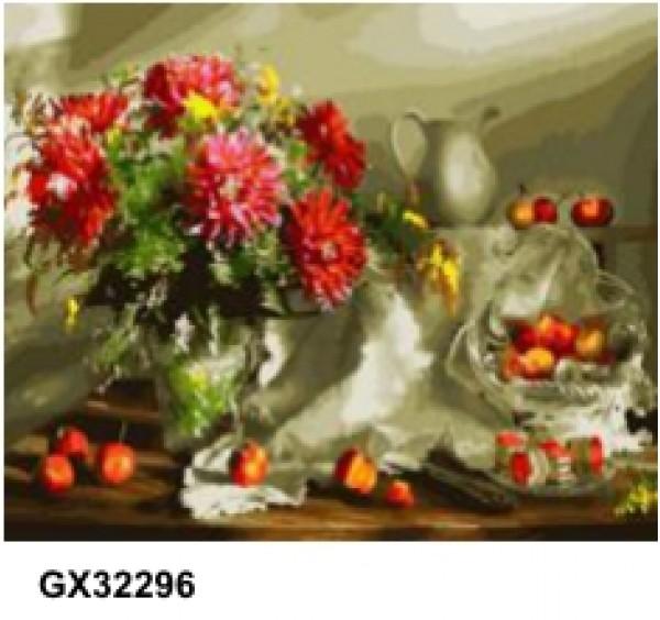 Картина (раскраска) по номерам № 32296