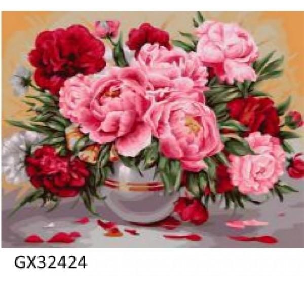 Картина (раскраска) по номерам №32424