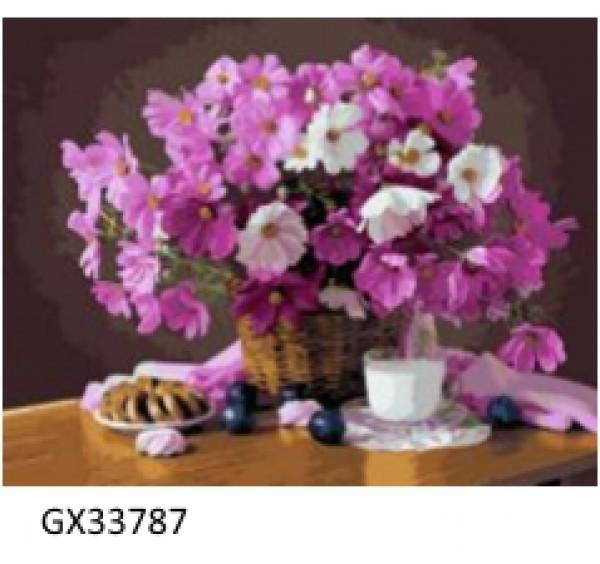 Картина (раскраска) по номерам № 33787