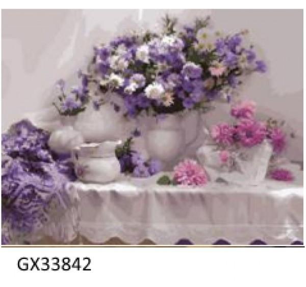Картина (раскраска) по номерам № 33842