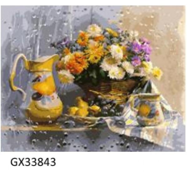 Картина (раскраска) по номерам № 33843
