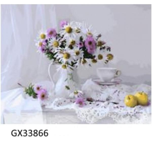 Картина (раскраска) по номерам № 33866